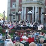Mercer Community Band in its 32nd year of great music!